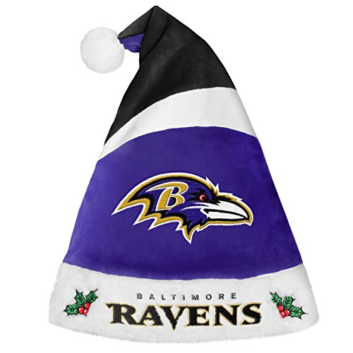 Baltimore Ravens 2016 Basic Santa -