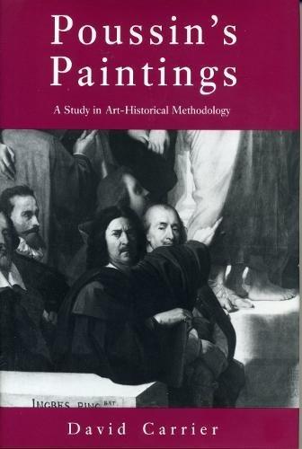 Poussin's Paintings: A Study in Art-Historical Methodology (Self Renaissance Portrait)