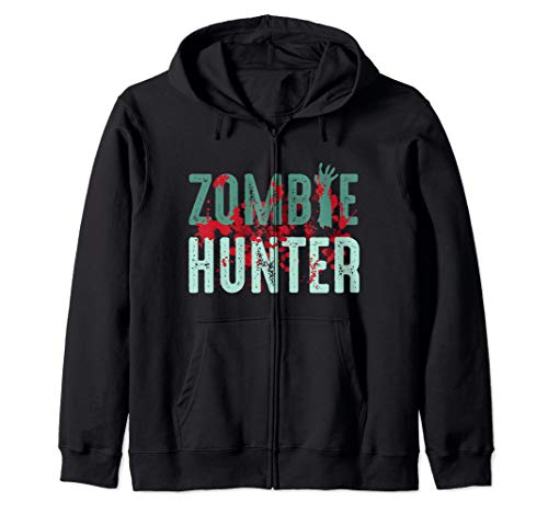 Zombie Hunter Halloween Art Cute Deadly Deer Hunting