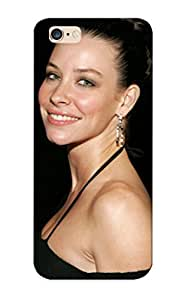 Christmas Gift - Tpu Case Cover For Iphone 6 Plus Strong Protect Case - Evangeline Lilly Design