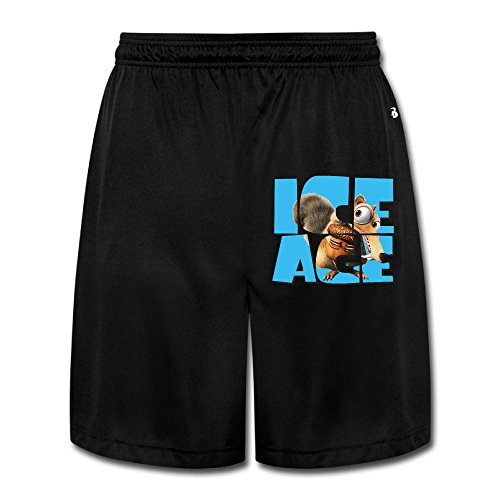 Texhood MEN'S Ice Age Collision Course Casual Home Wear Size 3X (Meltdown Set Gift Ice)