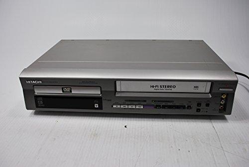 Hitachi DV-PF2U DVD/VCR Combo DVD Player Video Cassette R...