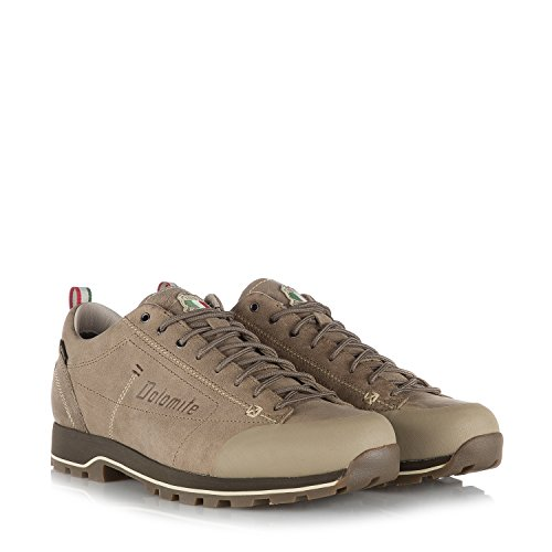 Brown Low Gtx Fg Men's Taupe 5 Grey Up Dolomite Shoe Cinquantaquattro 45 Uk10 Lace BSUxqH