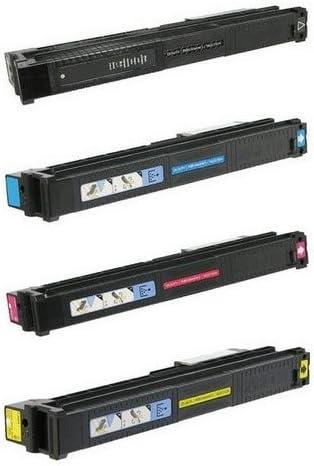 CF310MP BK//C//M//Y SuppliesMAX Compatible Replacement for HP Color Laserjet Enterprise M855DN//M855X+//M855X+NFC//M855XH Toner Cartridge Combo Pack NO. 826A