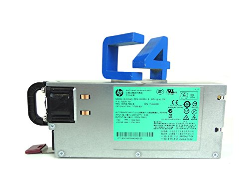 Hp 1200W Common Slot 277Vac Hot Plug Power - Server Power Supply 1200w