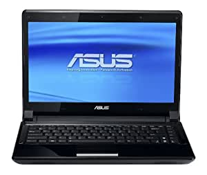 ASUS UL80Vt-A1 14-Inch Thin and Light Black Laptop (11.5 Hours of Battery Life)