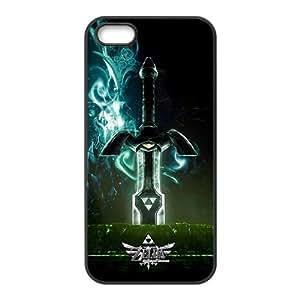 Zelda Black iPhone 5s case