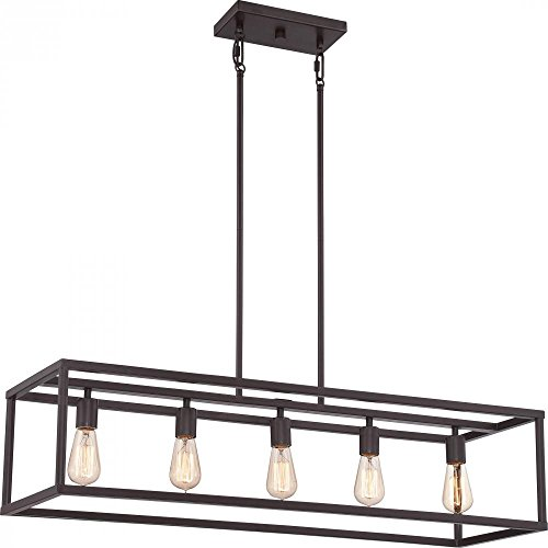 Quoizel NHR538WT New Harbor Island Chandelier