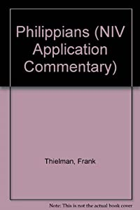 Hardcover The NIV Application Commentary: Philippians (NIV Application Commentary Series) Book