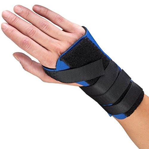 - OTC Wrist Splint, Cock-up Style, Neoprene, Medium (Right Hand)