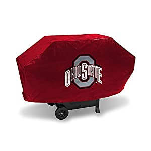Ohio State Buckeyes Deluxe 68-inch Grill Cover