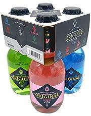 ORIGINAL Mixed Premium Tonic Water 20cl - 6 x Pack de 4 unidades (24u)