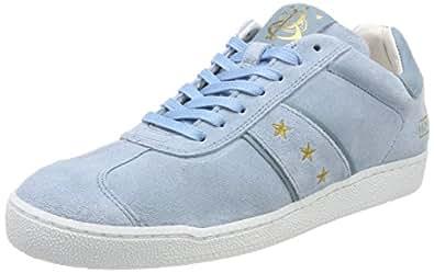 Pantofola D'oro Imola Donne Low, Zapatillas para Mujer, Grün (Caraibi), 37 EU