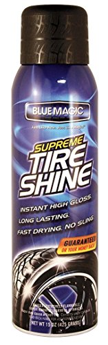 Tire Shine, 15 Oz, Aerosol
