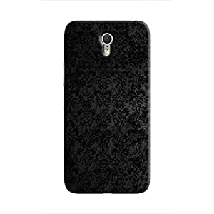 Cover It Up - Dark Classic Wallpaper Zuk Z1 Hard Case