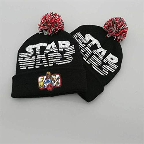 Hat Funny - Movie Star Wars Cosplay Costume Hats Knitted Hat Children Adults All Can - Costume Hats Adult Boys Costume Accessories Funny With Star Birth Venus Baby Shoe Winter Cosplay Vietname -