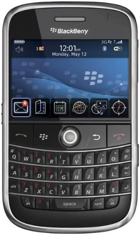 RIM Blackberry Bold 9000 (Unlocked) - BLACK
