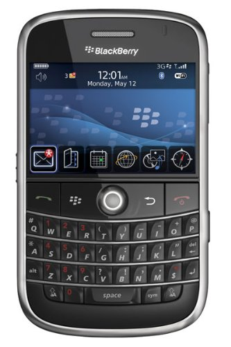 RIM Blackberry Bold 9000 (Unlocked) - -