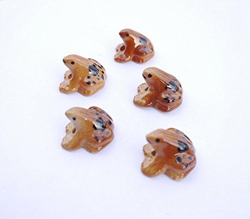 5 Pcs Animal Dollhouse Miniatures Figuri - Frog Bookcase Shopping Results
