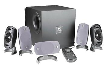 d830896aa4c Image Unavailable. Image not available for. Colour: Logitech Logitech Z-5300  Speakers