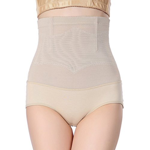 SG Seamless Shapewear Hi-waist Full Brief Firm Control Tummy Slimming Cincher