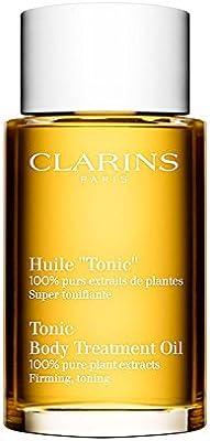 Clarins Body Treatment Oil Tonic, 3.4 Ounce