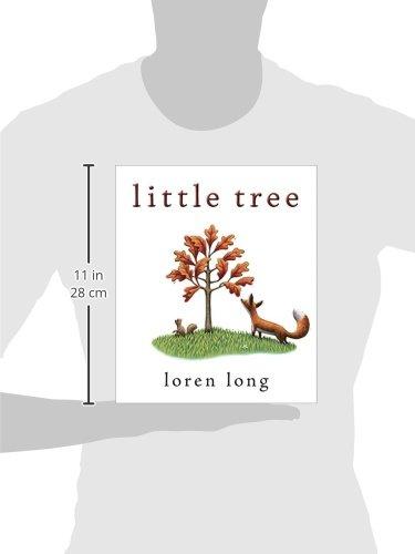 Little Tree: Loren Long: 9780399163975: Amazon.com: Books