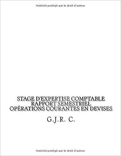 Telechargement Gratuit E Book Stage D Expertise Comptable