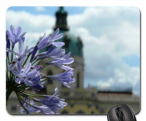 Mouse Pads - Castle The Palace Sky Monument Charlottenburg 2