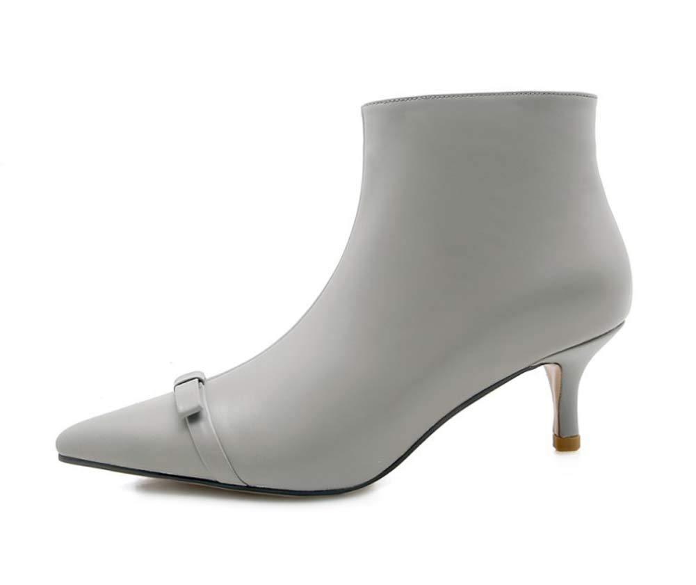 SHINIK Frauen Wies Ankle Stiefel 2018 Herbst Winter Neue Mode Stiefel