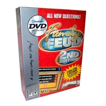Imagination Entertainment Family Feud 2 Edition DVD Game ()