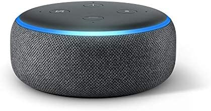 Echo Dot (3. Gen., Anthrazit) + Amazon Music Unlimited für 17,98 €