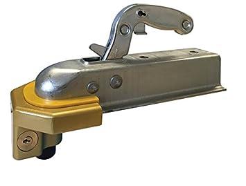 Heavy Duty Trailer Hitch >> Msa Heavy Duty Ball Tow Hitch Lock Keys For Towing Caravan Trailer Security