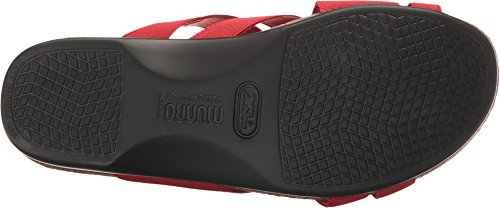 Munro Womens Delphi Red Elastic outlet supply sale fast delivery sale clearance store N45ebG8A9