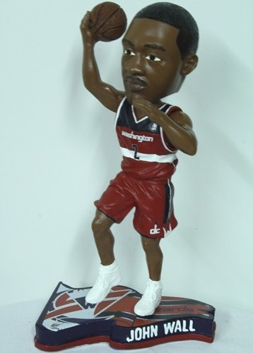 NBA Washington Wizards Wall J. #2 2013 Pennant Base Bobble