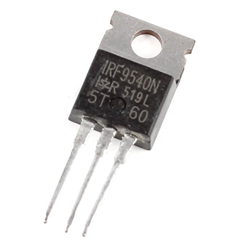 10 x IRF9540 P-Channel Power MOSFET 23A 100V TO-220 IR SODIAL R