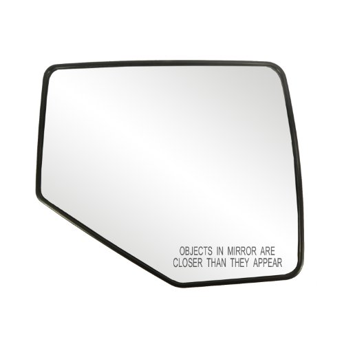 - Fit System 80209 Ford/Mercury Right Side Manual/Power Replacement Mirror Glass with Backing Plate