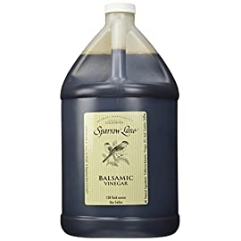 Balsamic Vinegar - 1 jug - 1 Gallon 3 Product Size: 1 jug - 1 Gallon From USA, by Sparrow Lane Click the Gourmet Food World name above to see all of our products. We sell: