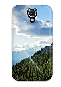 Hot 2584183K32757674 Protective Tpu Case With Fashion Design For Galaxy S4 (landscape)