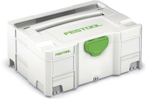 Festool 497564 Systainer SYS 2ツールとアクセサリストレージユニットby Festool B01NBLQYAI