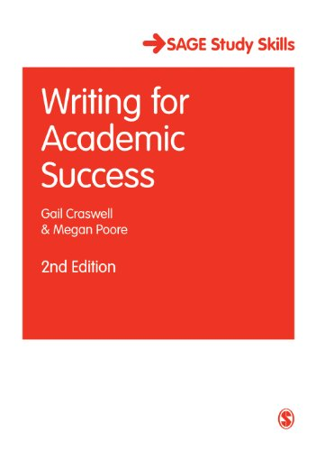 Writing for Academic Success (SAGE Study Skills Series) Pdf