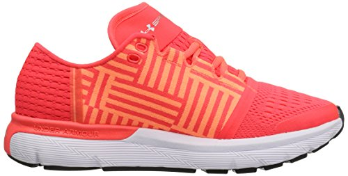Coral Women's Armour 3 London Shoes Gemini Sirens Running Graphic Under Speedform Orange HR5wfqzz