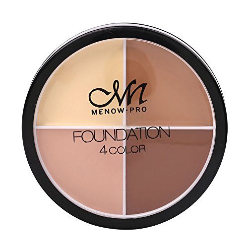 Born Beauty Professional Perfect Cover Concealer Face Care Base Contour Palette- 4 Colors (02)