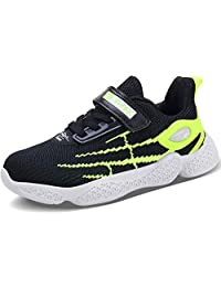 Kids Lightweight Walking Sneakers Casual Running Shoes for Boys and Girls (Little Kid/Big Kid)