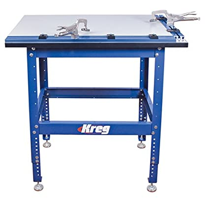 Fine Kreg Kks2000 Klamp Table With Universal Steel Stand Amazon Download Free Architecture Designs Embacsunscenecom