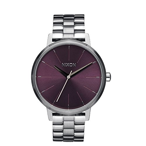 Nixon A099-2157 Ladies Kensington Plum Watch