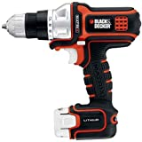 BLACK + DECKER BDCDMT112 Matrix Lithium Drill, 12-volt
