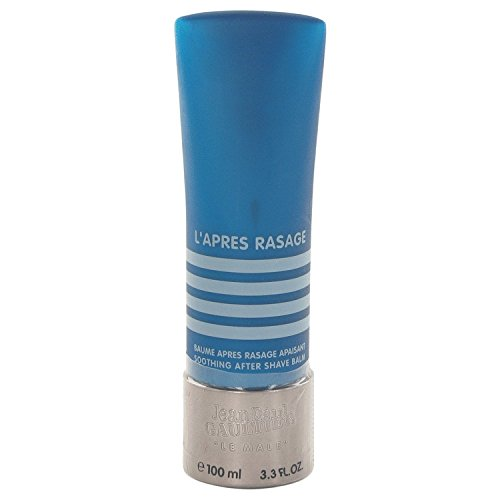 - Jean paul GAULTIER Le Male Soothing After Shave Balm, 3.3 Ounce