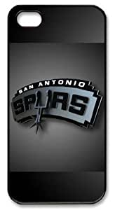 NBA San Antonio Spurs Customizable Case For HTC One M7 Cover Case