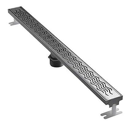ACO 37242 Quartz Plus 4-Feet Square Grate Design